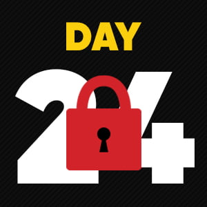 Locked Day 24