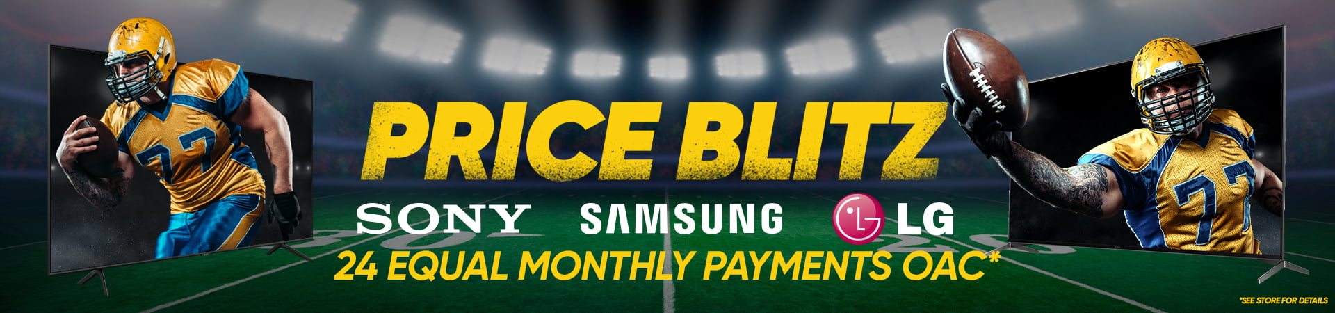 Price Blitz Website Banner No Button