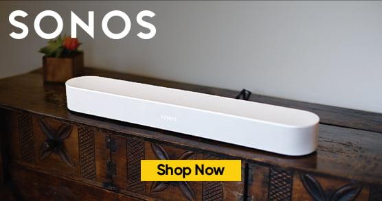 Sonos Website Banner