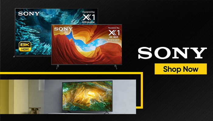 Sony Mini Banner