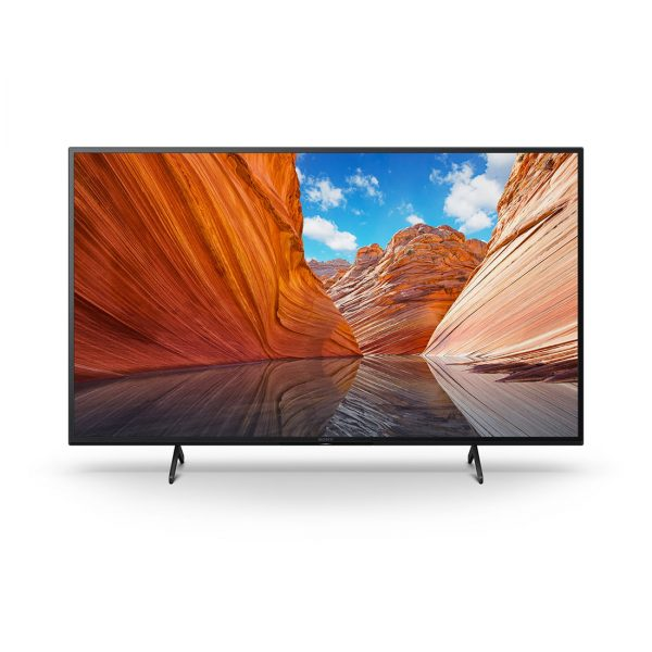 Sony KD-55X80J 55 4K UHD HDR Smart TV front