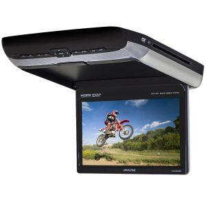 """Alpine PKG-RSE3HDMI 10.1"""" Overhead Video Monitor"""