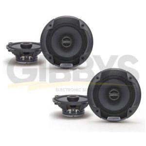 "Alpine SPE-5000 5.25"" 2-Way Coaxial Car Speakers - Pair - ( x2)"