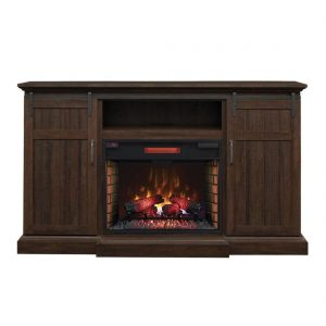 Bell'O MANNINGMANTEL TV Fireplace Mantel