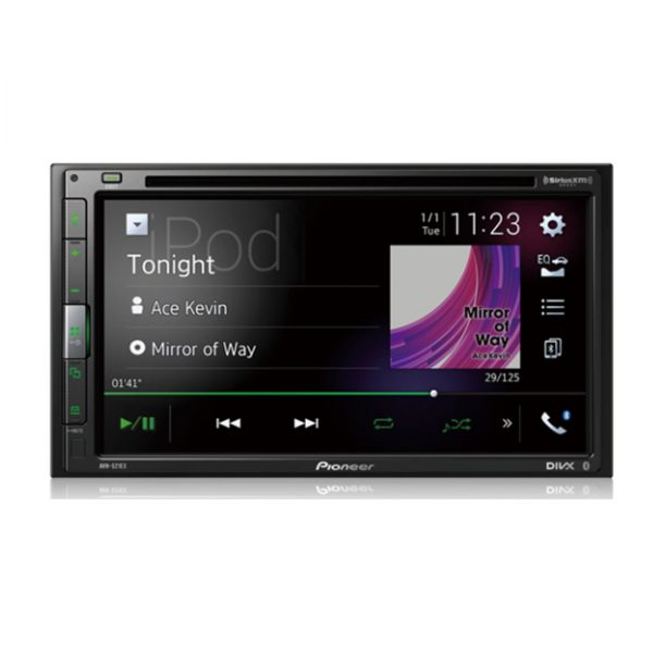 Pioneer AVH-521EX 6.8 Double-Din Multimedia DVD Receiver