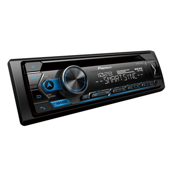 Pioneer DEH-S4200BT In-Dash Single-Din Audio CD Receiver