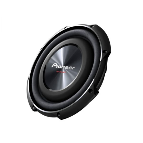 Pioneer TS-SW2502S4 10 Shallow Mount Subwoofer