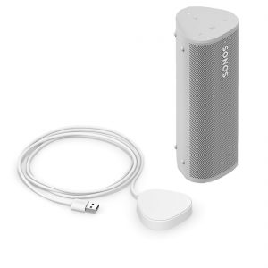 Wireless Charger Roam - White