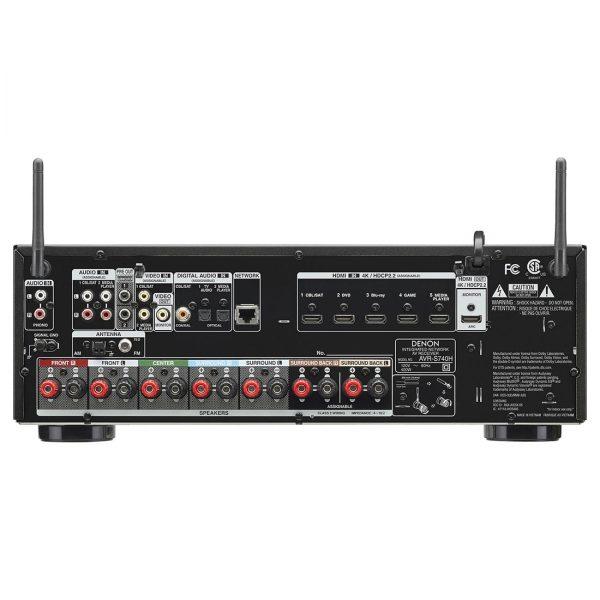 AVRS740 B