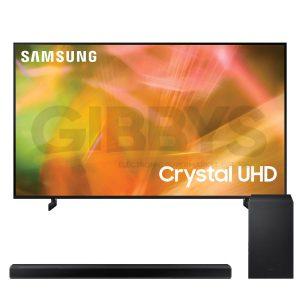 Samsung UN55AU8000FXZC