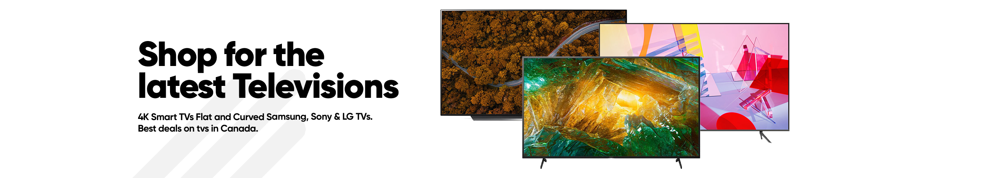 Shop televisions