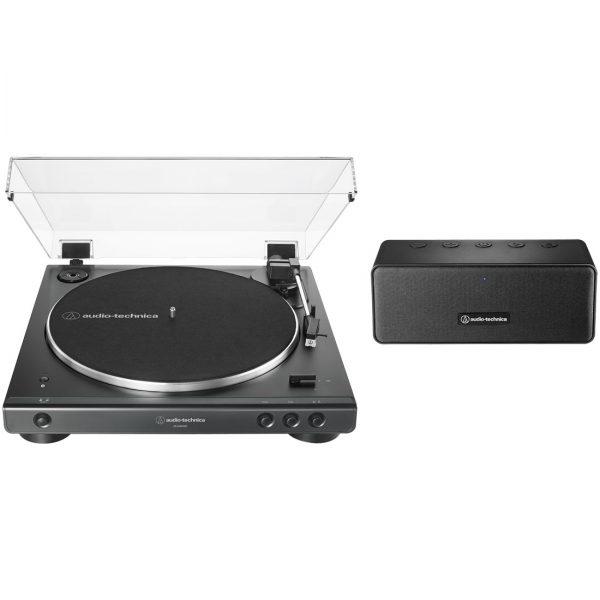 Audio-Technica AT-LP60XSPBT-BK