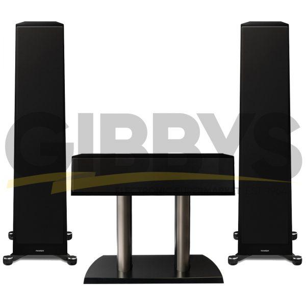Founder 100F 3.0 Speaker Bundles Gloss Black