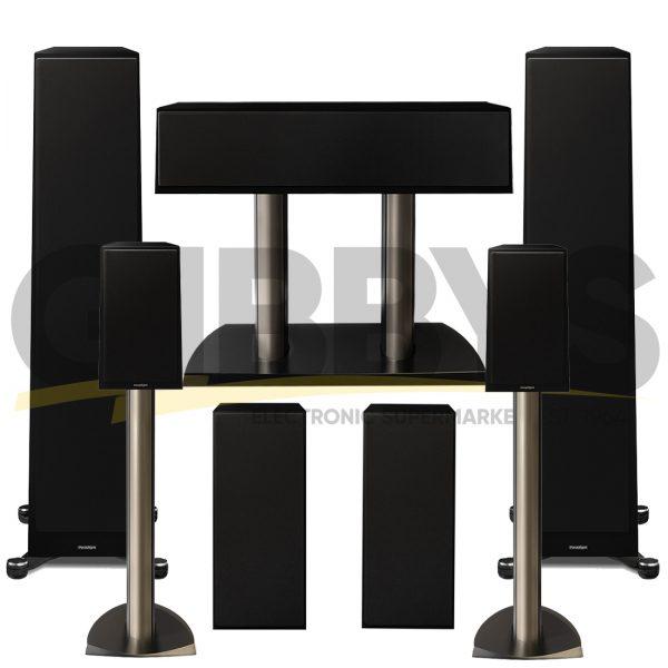 https://gibbyselectronicsupermarket.ca/wp-admin 100F 7.0 Speaker Bundles - Gloss Black