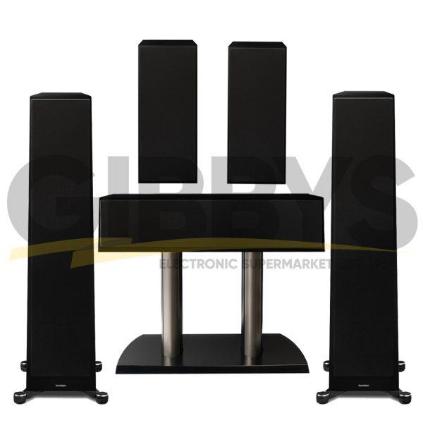 Founder 120H 5.0 Speaker Bundles #2 - Gloss Black