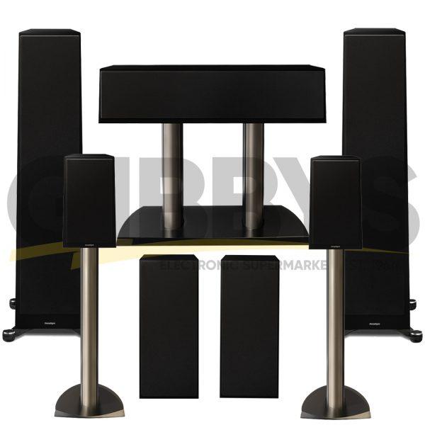 Founder 120H 7.0 Speaker Bundles - Gloss Black