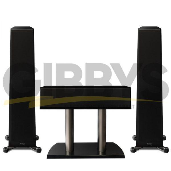 Founder 80F 3.0 Speaker Bundles Gloss Black