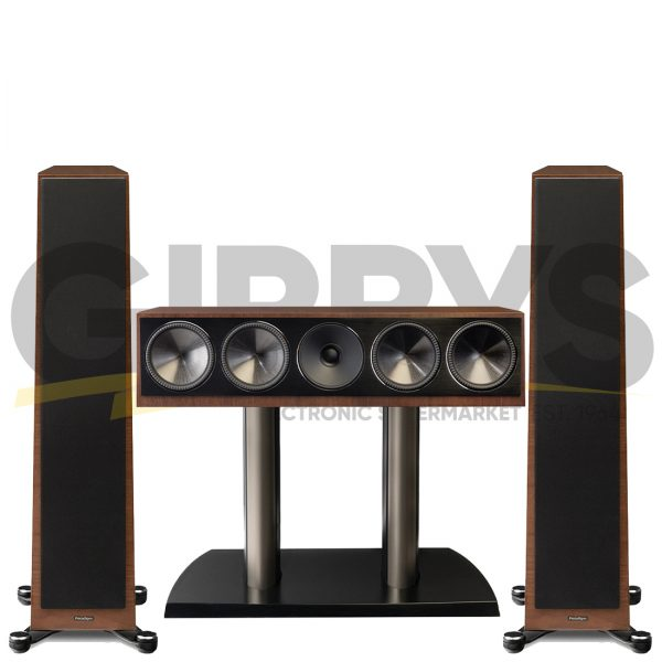 Founder 80F 3.0 Speaker Bundles Walnut