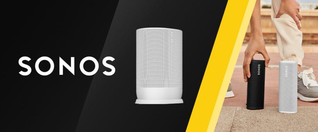 Sonos Large Banner
