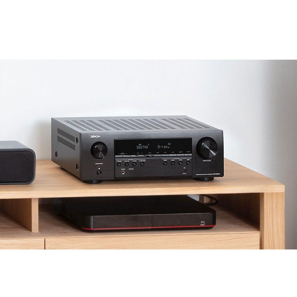 AVR-S650