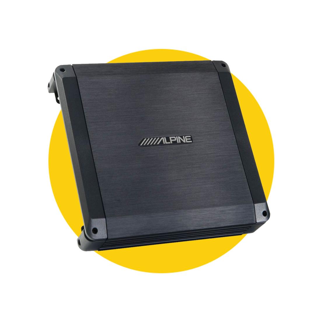 Alpine Amplifier Icon