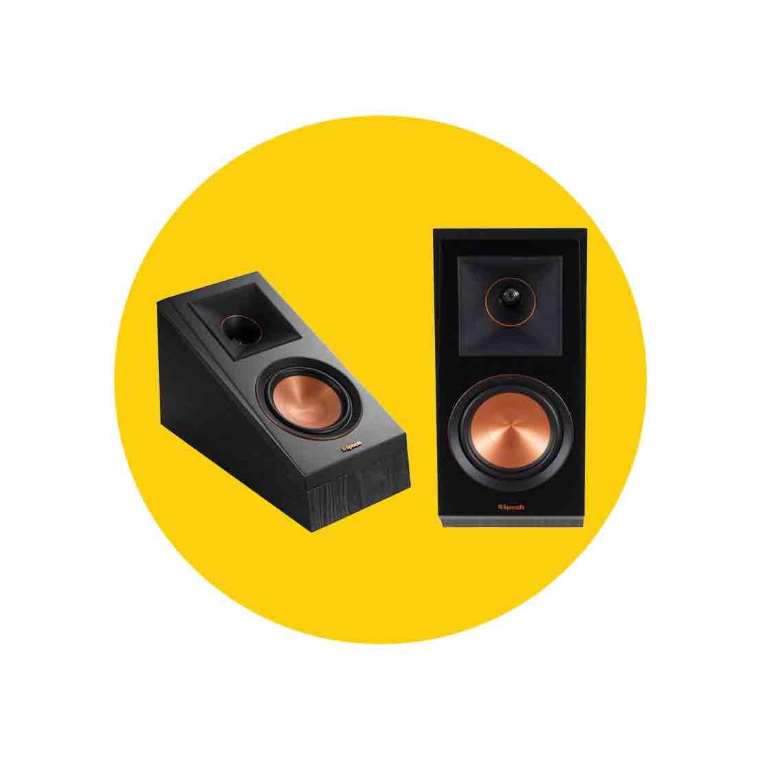 Klipsch Atmos Add-on Speakers Image