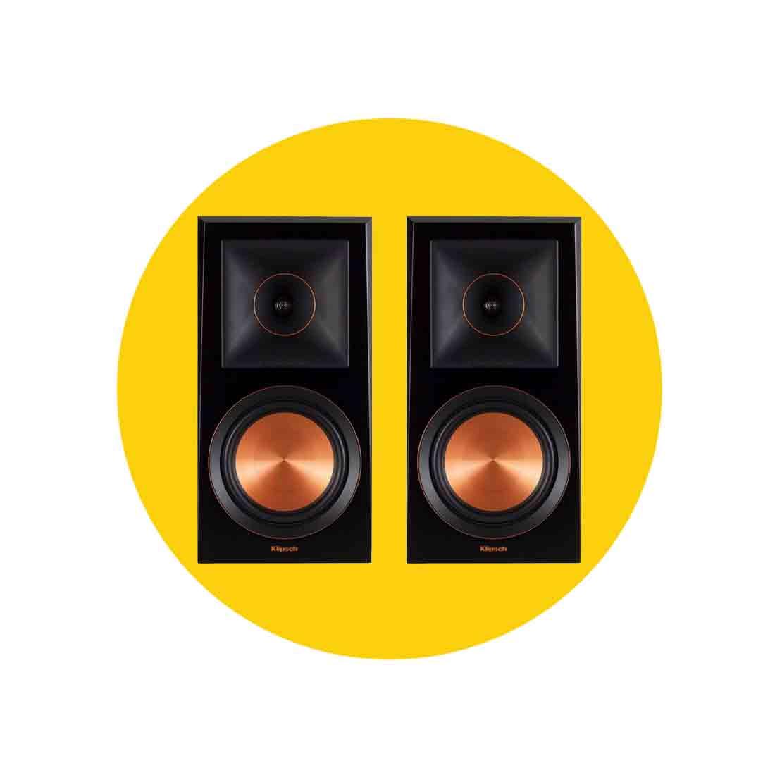 Klipsch Bookshelf Speakers Image