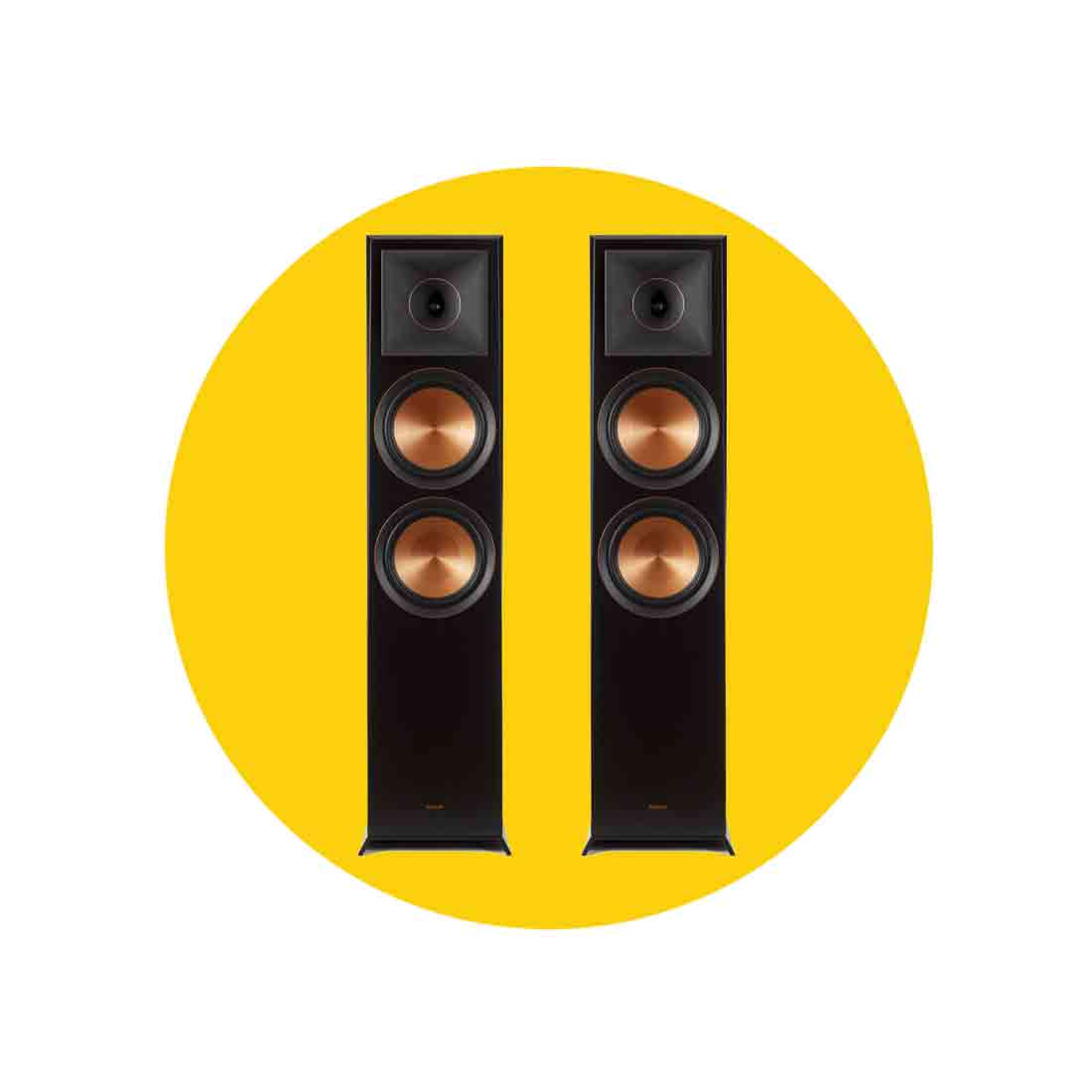 Klipsch Floorstanding Speakers Image