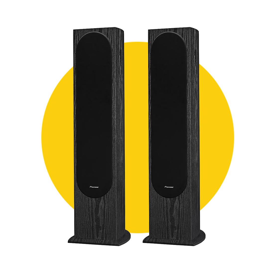 Pioneer Floorstanding Speaker Icon