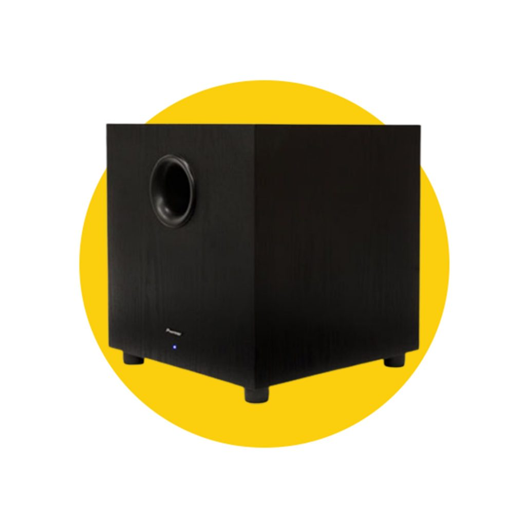 Pioneer Subwoofer Icon