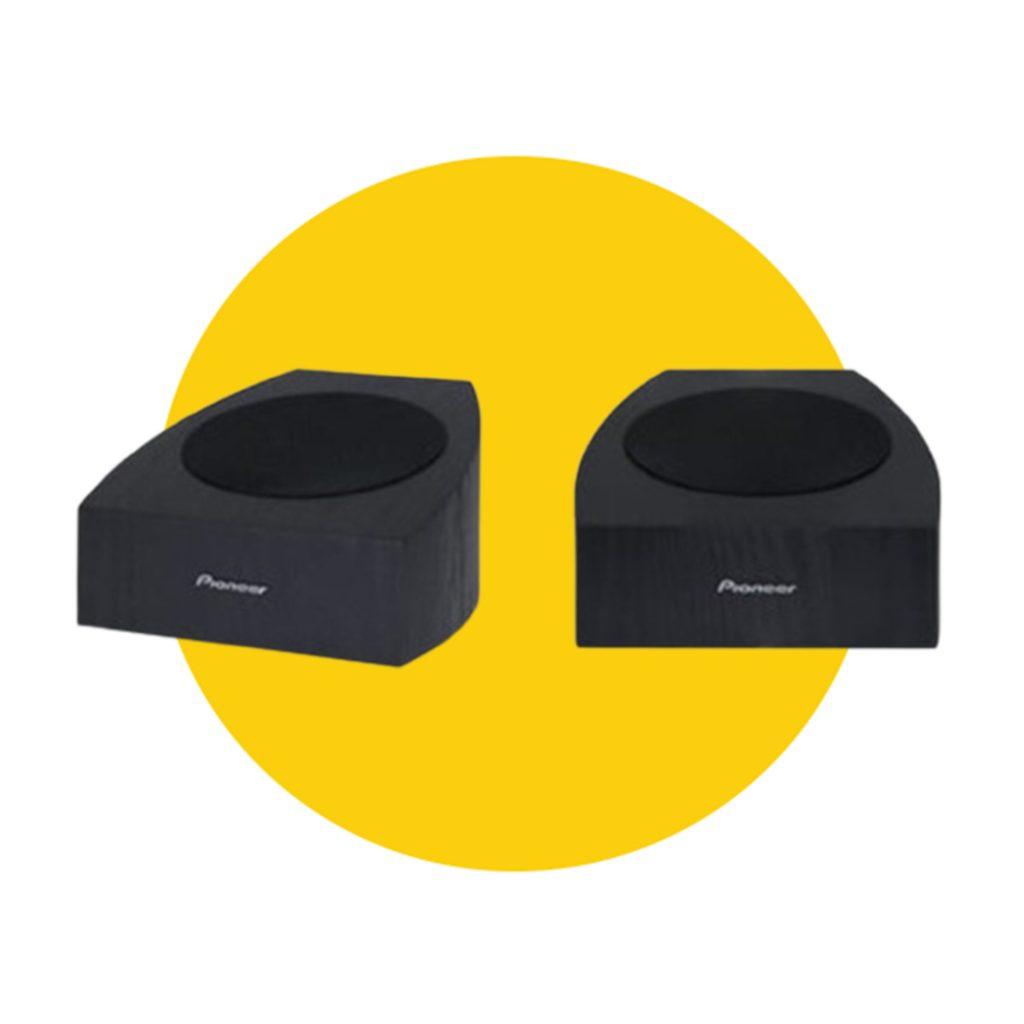 Pioneer Surround Speaker Icon