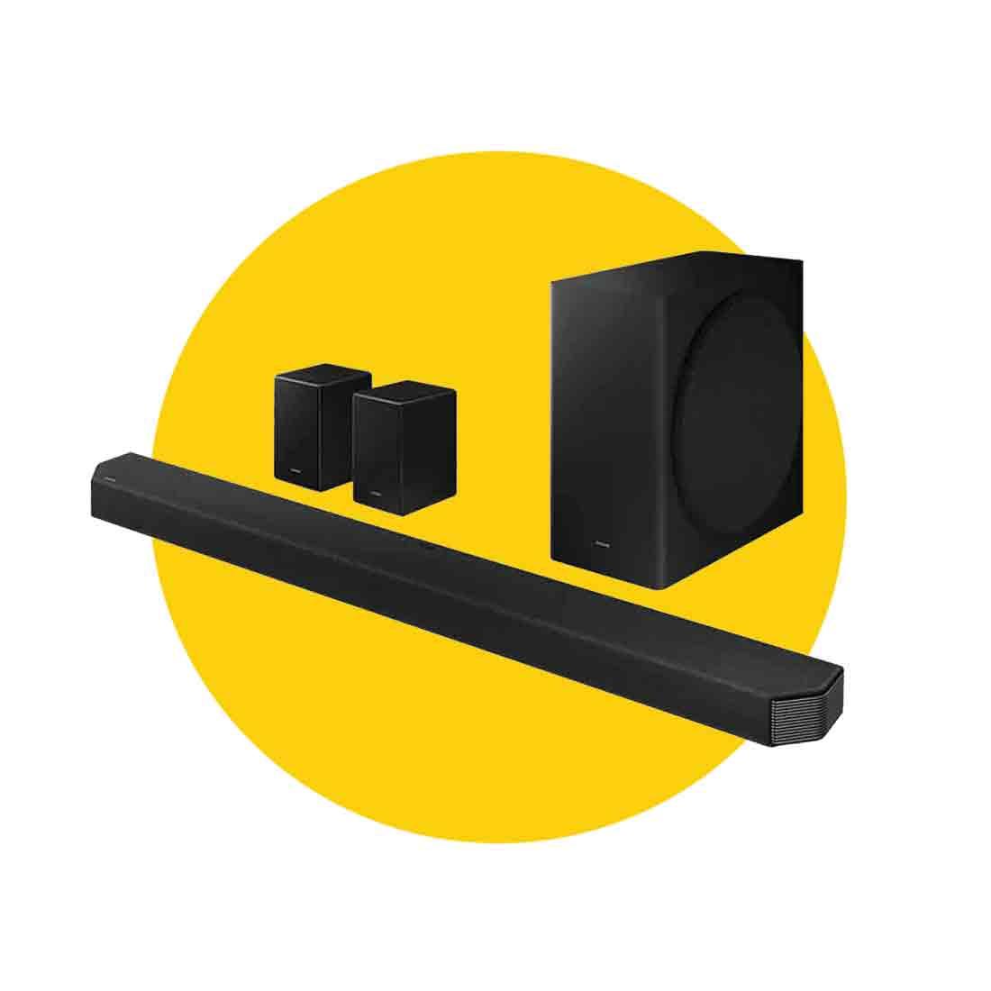 Samsung Soundbar Image