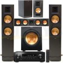 Pioneer VSX-834 7.2-Channel Virtual Bluetooth AV Receiver | Klipsch RF-82 II Reference 5.1 Speaker Bundle #1