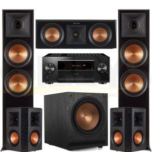 Pioneer VSX-LX504 - 400C 8000F 120nab 502s