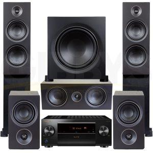 Pioneer VSX-LX504 PSB Alpha T20 P3 C10 S10