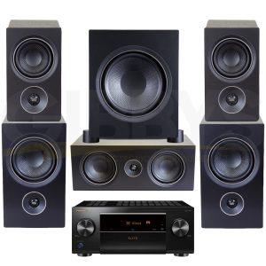 Pioneer VSX-LX504 PSB P3 C10 P5 S8 Bundled