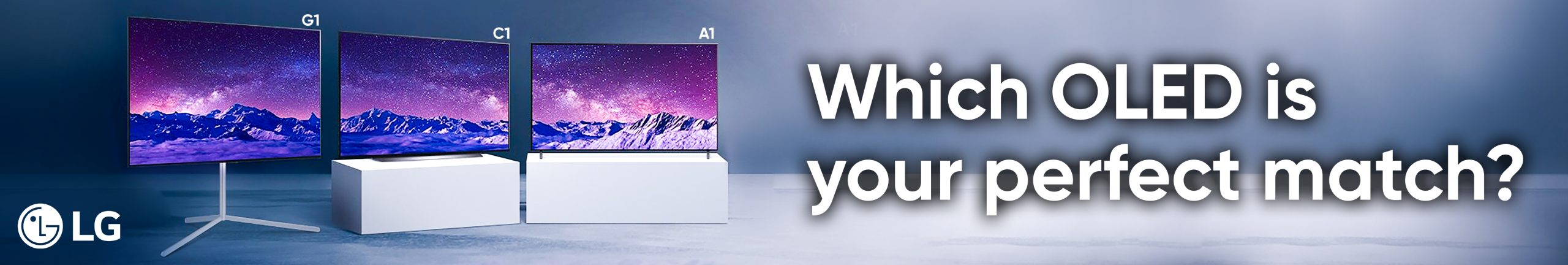 Which OLED LG