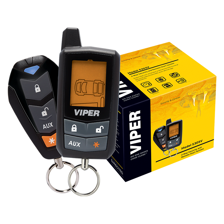 viper 5305v 2-way security & remote start system viper remote starter wiring for #13