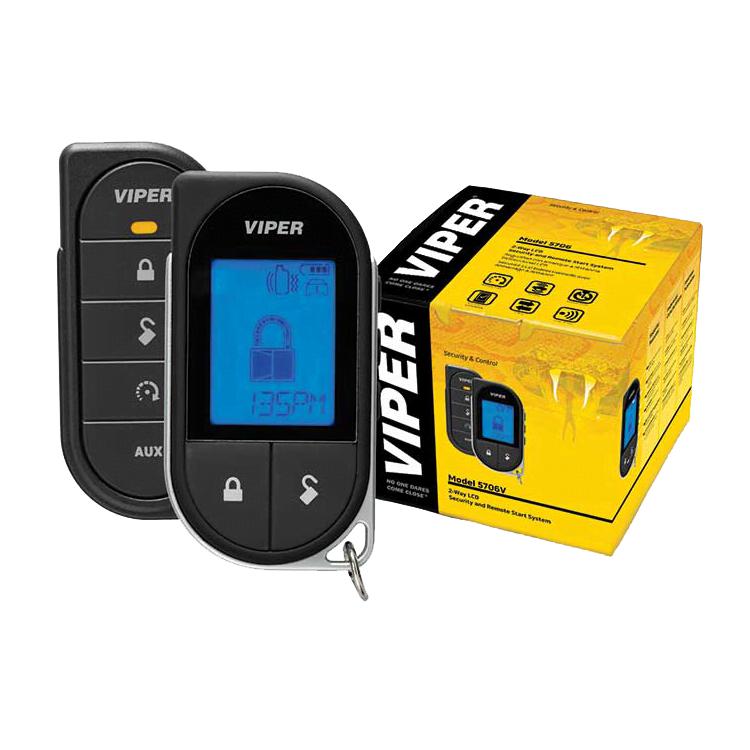 Viper 5706v 2 Way Security Remote Start System
