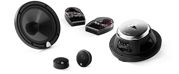 JL Audio C3-650 Evolution Component Speaker System (C3-650)Priced Per Pair
