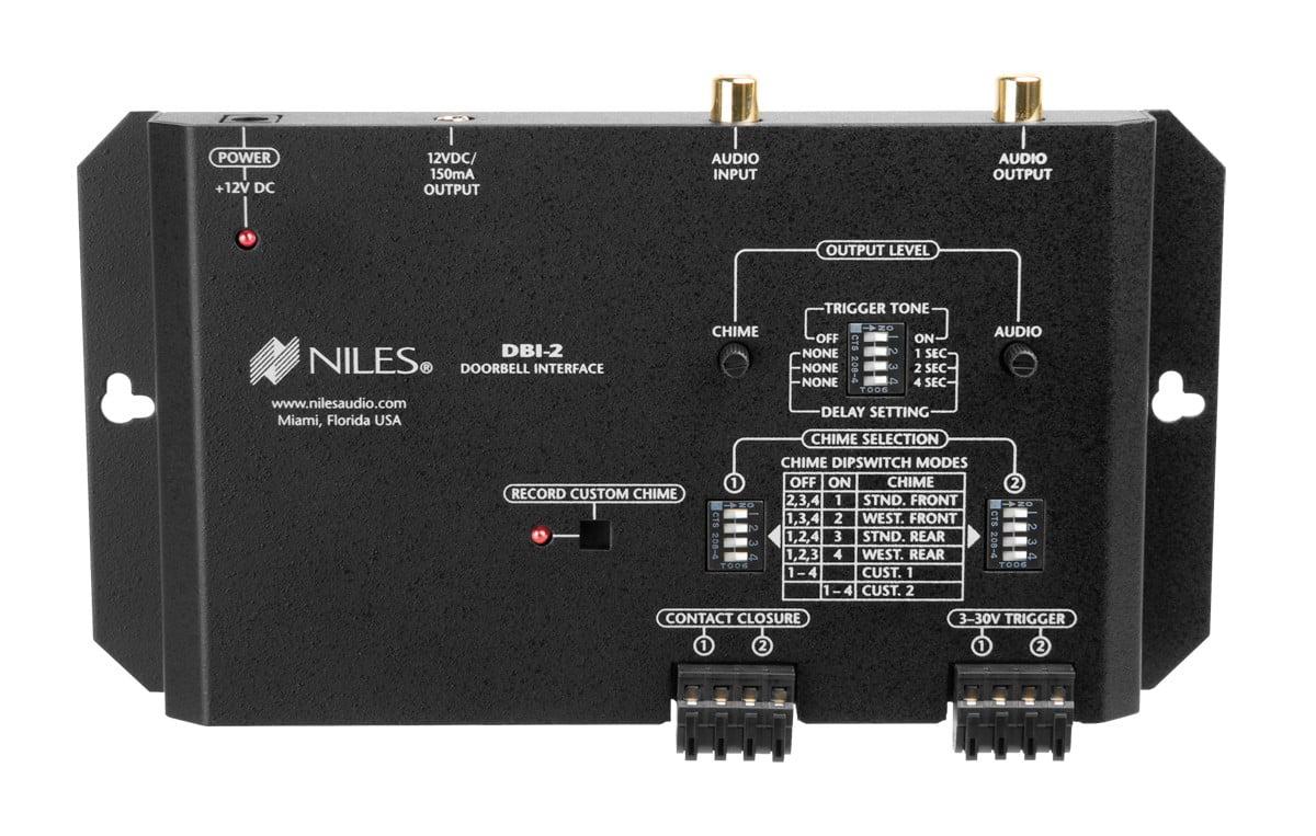 Niles Dbi 2 Doorbell Interface