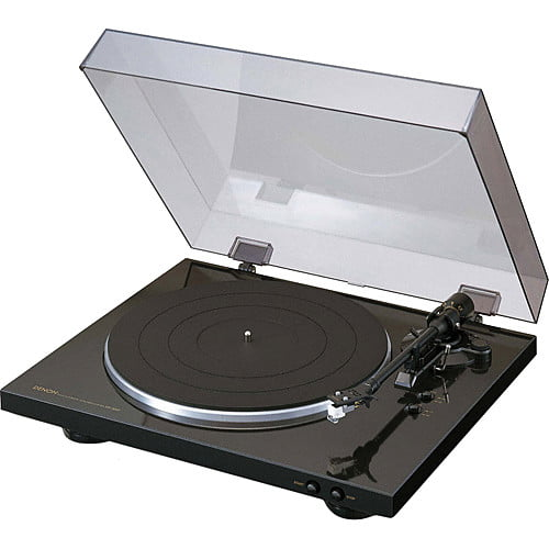 Denon DP-300F Fully Automatic Turntable (DP-300F)
