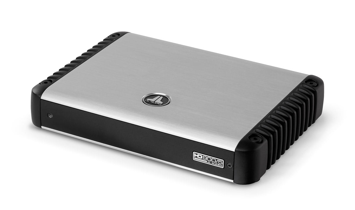 JL Audio HD900/5 Class D 5 Channel System Amplifier (HD900/5)
