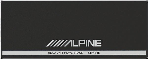 Alpine KTP-445A Head Unit Power Pack Amplifier [ktp-445A]