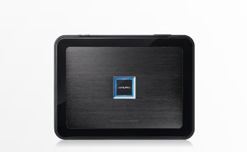 alpine pdx m12 1200 watt power density digital subwoofer amplifier rh gibbyselectronicsupermarket ca