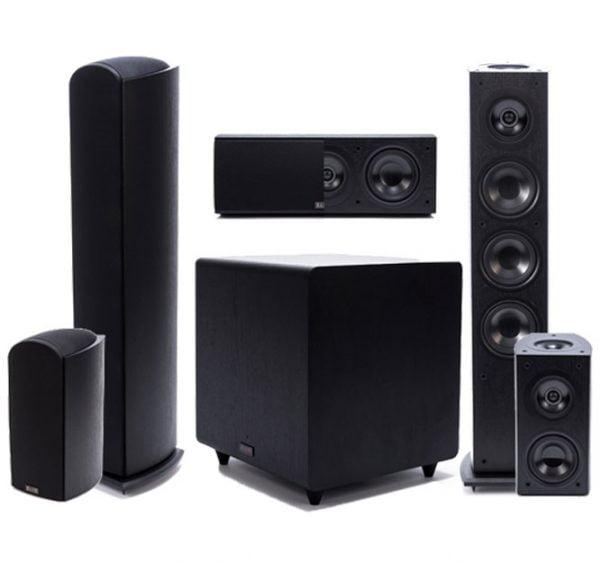 Pioneer Elite Dolby Atmos 5 1 Home Theater Speaker System