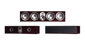 Paradigm Prestige 55C Center Channel Speaker Midnight Cherry