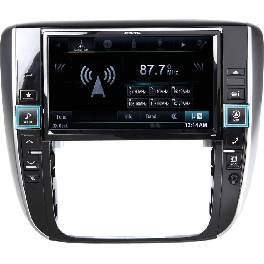 Alpine X009-GM 9-Inch Audio/Video/Navigation System (X009-GM)