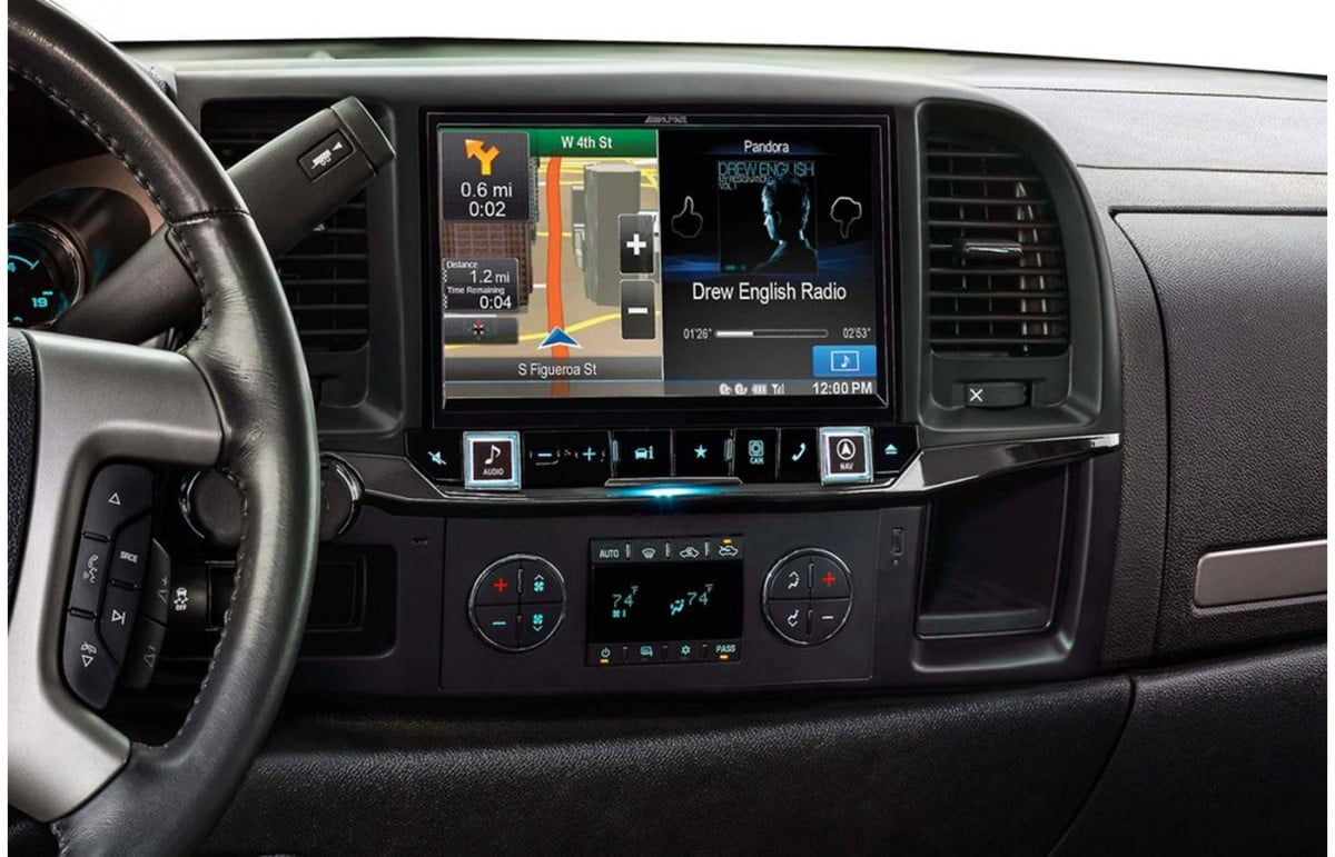 Alpine X009 Gm2 9 Inch In Dash Restyle System For Gm