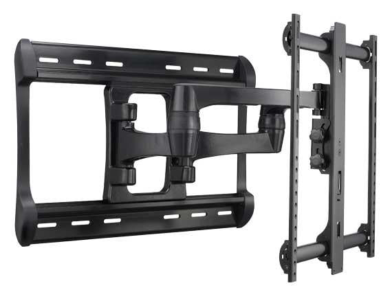 Sanus Xf228 B1 Full Motion Wall Mount Dual Extension Arms